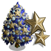 Starry Night Tree-icon