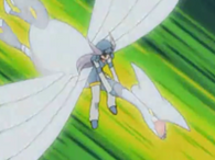 EP360 Skarmory de Alana usando ala de acero