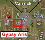 Gypsy aris npc