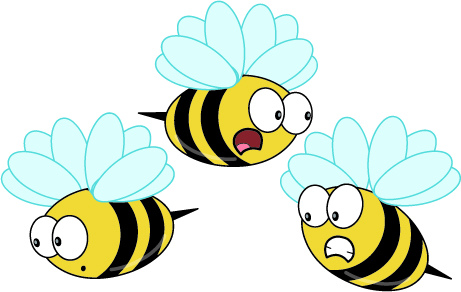 buzzy bee Lyrics to 'buzzy bee' by children songs the bees are / buzzing round from tree to tree / buzzy, buzzy, buzzy bee, / don't you dare to buzz near me / buzzy.