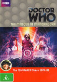 Masque of mandragora australia dvd
