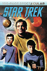 Star Trek 100-Page Spectacular cover