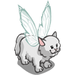 Frosted Fairy Cat-icon