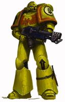Imperial fists tactical flamer by masteralighieri-d3f2qo2