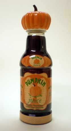 Hary Potter Pumpkin Juice 1