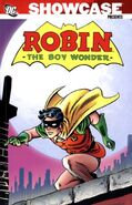 Showcase Presents Robin, the Boy Wonder Vol 1 1