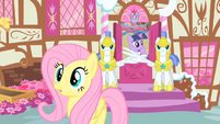 Fluttershy is leaving S01E22