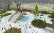 Christmas Falador Park
