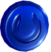Blue Coin (1000)