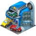 Custom Car Shop-icon