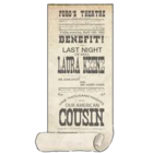 Lincoln Assassination Playbill