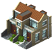 Duplex House-icon