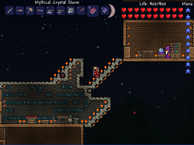 Terraria House