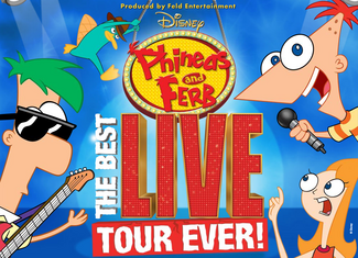 Click here to view more images from Disney's Phineas and Ferb: The Best LIVE Tour Ever!.