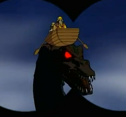 loch ness monster scoobydoo and the loch ness monster