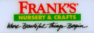 Franks Nursery Crafts Old