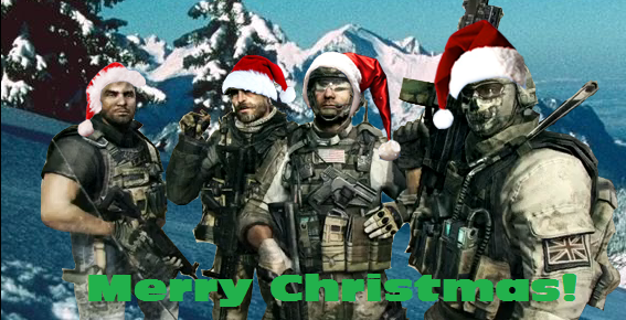 Personal Thumps4DaZomb A Merry CoD Christmas