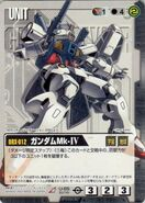 ORX012 GundamMkIV - Gundam War Card
