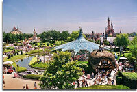 Fantasyland of Disneyland Paris