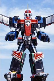SPD-Swatmegazord