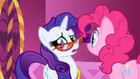 Rarity well invade space S1E14