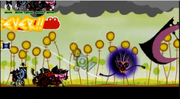 Patapon3-(Meanwhile..) Revenge of Thunder God-Screenshot