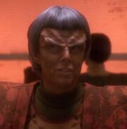 Romulan soup woman