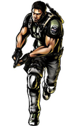 Chris Redfield-UMvsC3