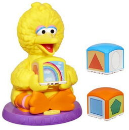 Big bird learn blocks