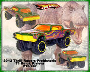 2012 Thrill Racers-Prehistoric 71 Buick Riviera