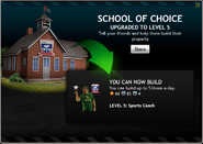 School of Choice Level 5