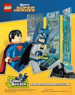 Dc comic builder