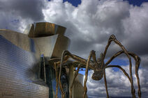 Museo Guggenheim (Bilbao) - Guggenheim Museum (Bilbao - Spain)