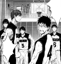 Seirin's first match