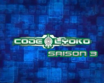Code Lyoko saison 3