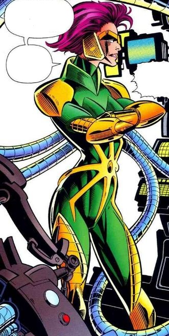 Image - Doctor Octopus 2099 is fatally wounded.......jpg ...