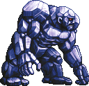 FF4PSP Adamantite Golem