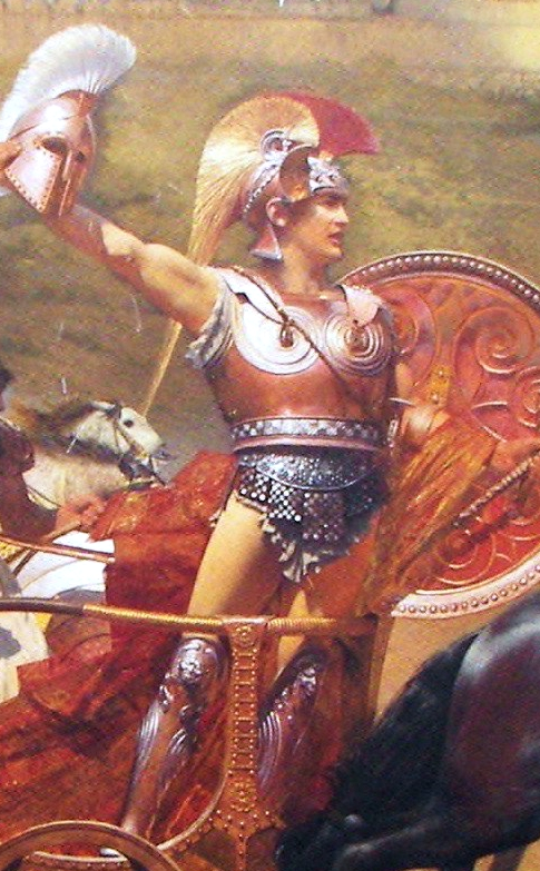 the changes in the personality of achilles Achilles - the son of the military man peleus and the sea-nymph thetisthe most powerful warrior in the iliad, achilles commands the myrmidons, soldiers from his homeland of phthia in greece.