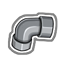 Elbow Pipe-icon