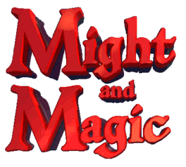 Might and Magic Logo