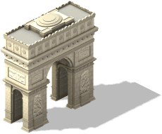 Parisian Arch-SE