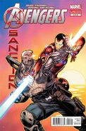 Avengers X-Sanction Vol 1 2