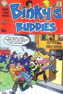 Binky's Buddies Vol 1 8