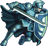 FF4PSP Ghost Knight