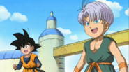 Goten y Trunks (¡Hey! Goku y sus amigos regresan)