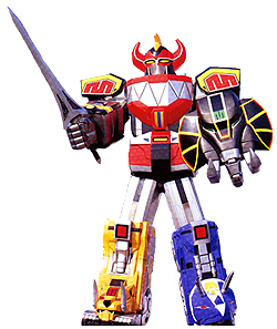 Mmpr-zd-megazord