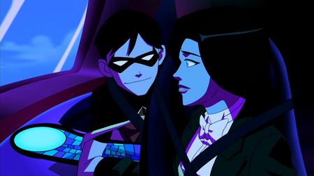 Zatanna And Robin Young Justice Nightwing and Zatanna ...