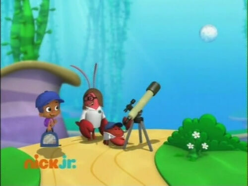 Bubble guppies the moon rocks full episode