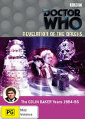 Revelation of the daleks australia dvd