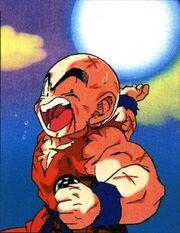 Dragon ball z episodio 1  (saga saiyajin completa) que lo disfruten 180px-Krilin_Genkidama